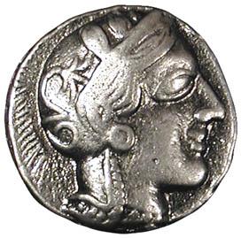 Ancient 1.25 Owl Coin Soldered Symbol of Wisdom Replica Greek Pendant Lead Free Tedradrachm Handmade 2 Sided