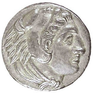 Greek (450 Bc-100 Ad) Qualified Alexander The Great Tetradachm Herakles Phoenicia Mint Ancient Greek Silver Coin