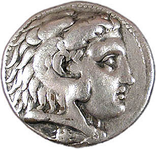 Greek (450 Bc-100 Ad) Qualified Alexander The Great Tetradachm Herakles Phoenicia Mint Ancient Greek Silver Coin Coins: Ancient