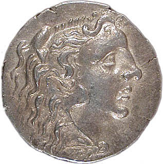 Qualified Alexander The Great Tetradachm Herakles Phoenicia Mint Ancient Greek Silver Coin Greek (450 Bc-100 Ad)