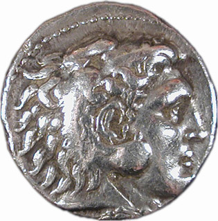 Qualified Alexander The Great Tetradachm Herakles Phoenicia Mint Ancient Greek Silver Coin Coins: Ancient