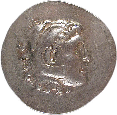 Coins: Ancient Qualified Alexander The Great Tetradachm Herakles Phoenicia Mint Ancient Greek Silver Coin Greek (450 Bc-100 Ad)